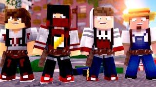 Minecraft: FINAL DE  CRAFTING DEAD Ep.20 ‹ AMENIC ›