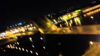 Развод Володарского моста Санкт-Петербург