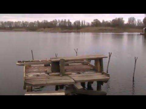 Мой рыбацкий мостик(вымостка,кладка).