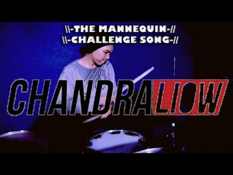 Yuwandi - Tim2One (ChandraLiow) - THE MANNEQUIN CHALLENGE SONG (Drum Cover)
