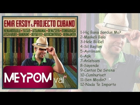 Emir Ersoy & Projecto Cubano Feat Berna Anter - Sen Miydin? (Official Audio)