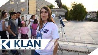 Ora e Pasditës - Astronomy Outreach of Kosova - 10.06.2015 - Klan Kosova