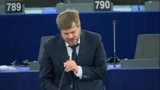 Intervento in aula di Pierfrancesco Majorino sull'importanza della memoria europea per il futuro dell'Europa