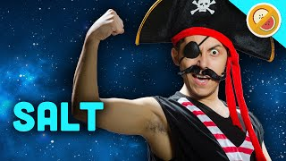 AWESOME ISLAND SURVIVAL GAME! | Salt Gameplay Let's Play [Part 1]