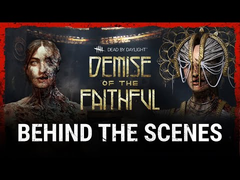 Dead by Daylight | Origins of The Plague behind-the-scenes
