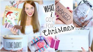 MEINE WEIHNACHTSGESCHENKE 2014 -  WHAT I GOT FOR CHRISTMAS 2014 Thumbnail