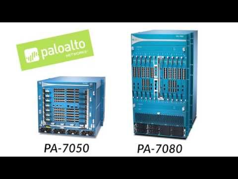 The New PA-7080: Delivering Breach Prevention at Scale
