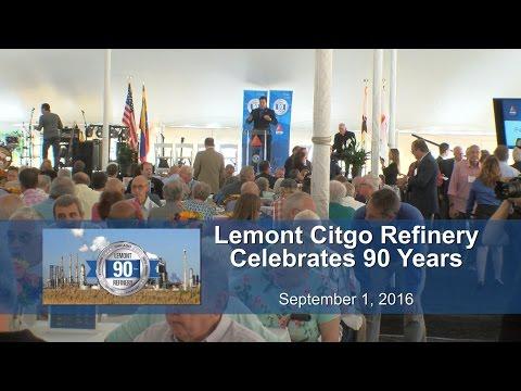 CITGO Celebrates 90th Anniversary of Lemont Refinery