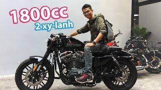 Chạy thử và đánh giá con PKL 1800cc của Harley Davidson