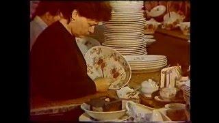 Рождение сибирского фарфора фильм 1994 года (реж. Самойличенко история Хайтинского фарфора)