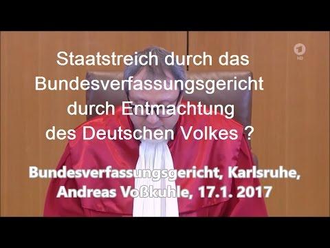 """BRD- Rechtsbruchstaat - sogar mit dem Bundesverfassungsgericht am Beispiel """"Volksgemeinschaft"""""""