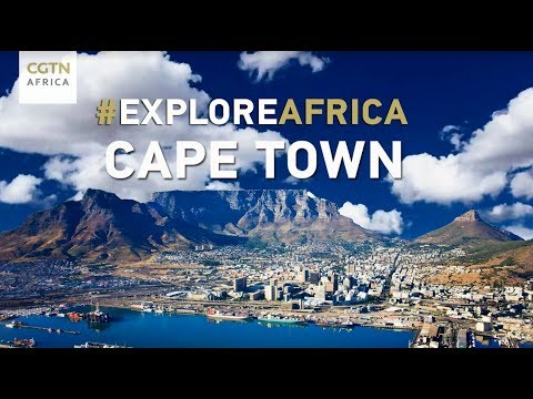 #ExploreAfrica: A Day in Cape Town