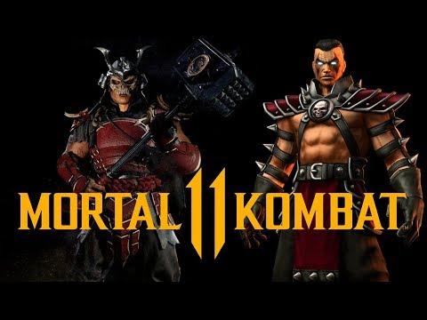 Skins Premiere e Gear | Mortal Kombat 11 thumbnail