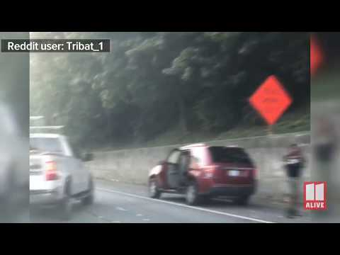 Mike Daniels - Armored Vehicle Loses $175k On Highway As Motorists Stop To Loot