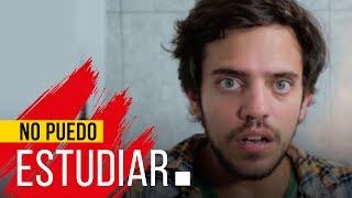 NO PUEDO ESTUDIAR | Hecatombe!