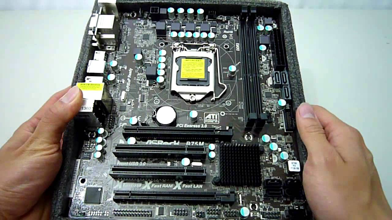 ASROCK B75M R2.0 DISPLAY DRIVER