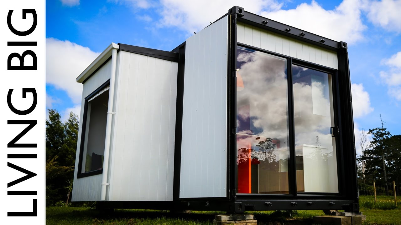 Haus Container Amazing 20ft Shipping Container Home The Pod Tainer