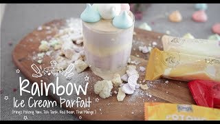 King's Potong Rainbow Ice Cream...