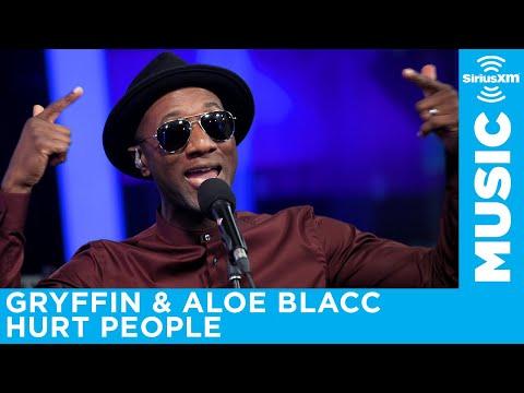 Gryffin & Aloe Blacc - Hurt People [LIVE @ SiriusXM]