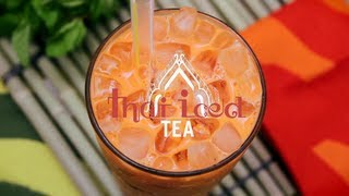 Thai Iced Tea | Thirsty For...