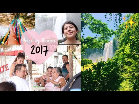 Travel Vlog: VERACRUZ, MEXICO 🇲🇽☀️ (Visiting my family!)