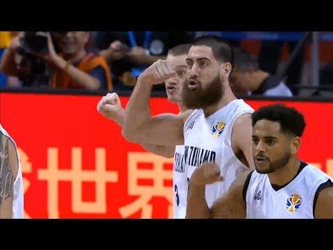 New Zealand's Haka Vs Brazil   FIBA World Cup 2019