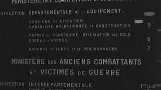 La cité administrative de Bordeaux