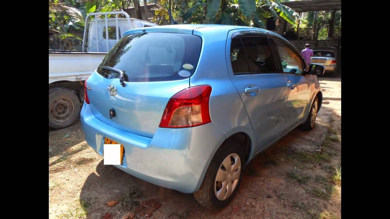 Auto For Sale In Sri Lanka: Toyota Vitz Car For Sale Sri Lanka