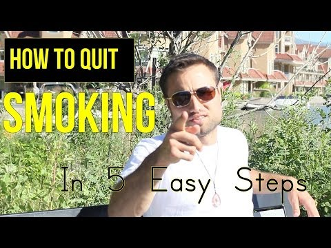 How To Quit Smoking  In 5 Easy Steps