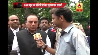 Muslims who claim it as infringement should read the Constitution: Subramanian Swamy on Tr