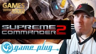 Games with Gold - Supreme Commander 2 (I HATE RTS GAMES!)
