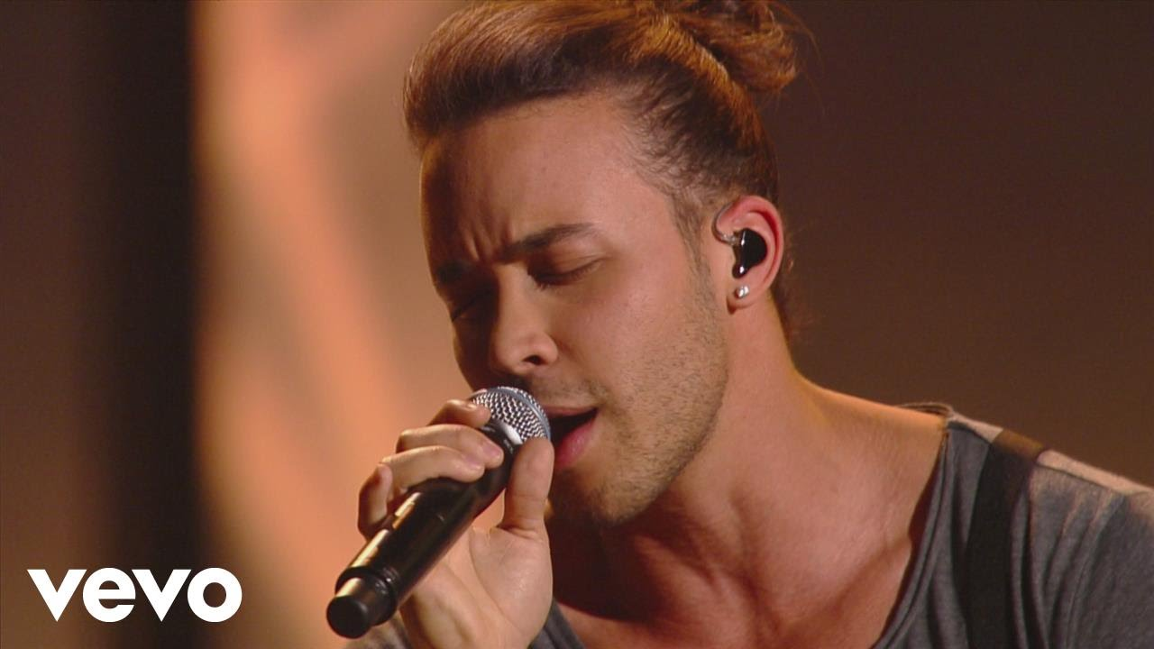 prince royce - stand by me / la carretera - youtube