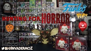 Hot Topic Exclusive FUNKO POP Metallic Pennywise, Mezco Michael Myers and ToTS!