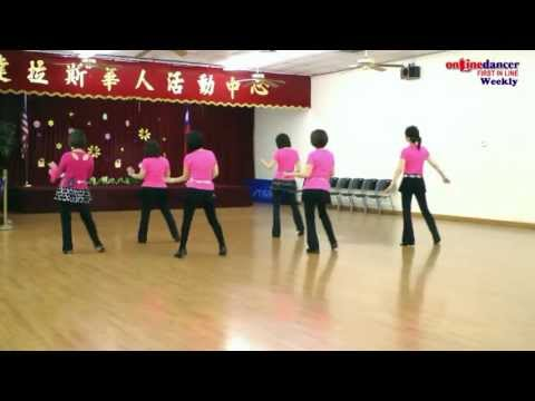 All Those Yesterdays - Line Dance (Dance & Teach) (By Ria Vos)