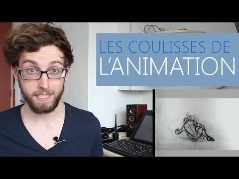 Comment sont crées les grands films d'animation ?