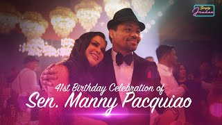 Manny's 41st Birthday celebration | Simply Jinkee