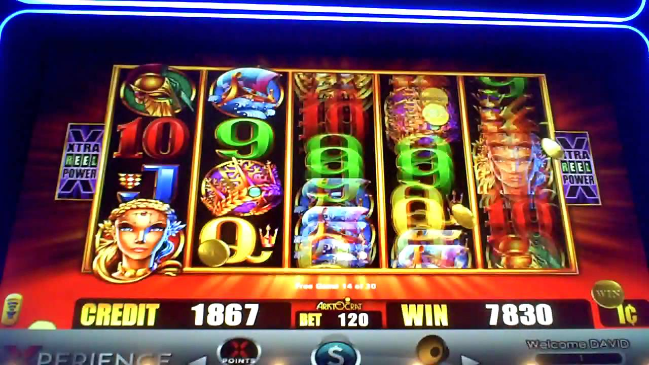 Atlantis Slot Machine