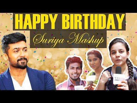 Suriya Birthday MashUp Video | Fans &...