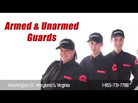 TRUST SECURITY SERVICES Washington DC, Maryland & Virginia