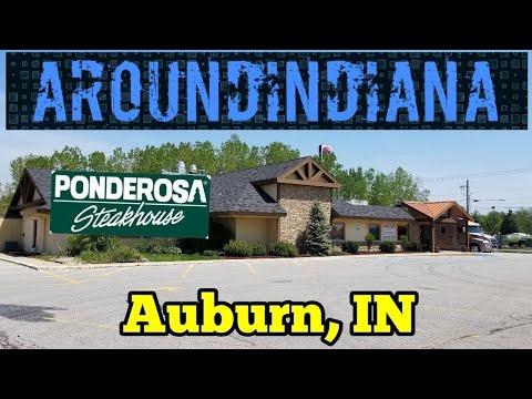Exploring A Closed Ponderosa - Auburn, Indiana