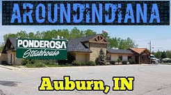 Checking Out a Closed Ponderosa - Auburn, Indiana
