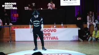 GROOVE'N'MOVE BATTLE 2017 - Seen Judge Demo