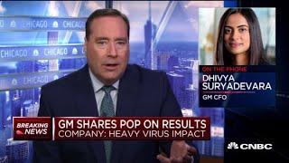 General Motors CFO on Q1 earnings, coronavirus impact, demand and more