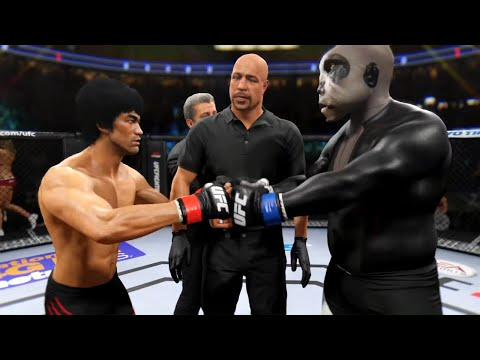 Bruce Lee vs. Mr Panda - EA Sports UFC 2 from YouTube · Duration:  16 minutes 59 seconds