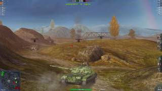 Leadfoot 7 kill round in Type 62
