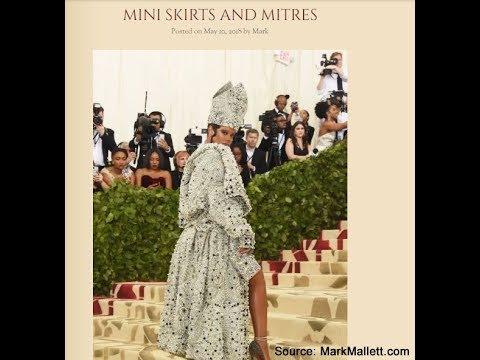 Mark Mallett Talks About Miters and Miniskirts at Met Gala 2018