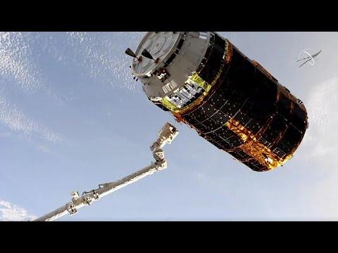 مركبة شحن فضائية يابانية تقوم بآخر رحلاتها إلى محطة الفضاء الدولية…  - نشر قبل 3 ساعة