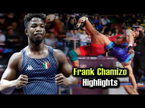 🔥FRANK CHAMIZO HIGHLIGHTS🔥 - Frank Chamizo Wrestling Highlights - Wrestling Move