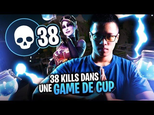 38 KILLS DANS UNE GAME DE CUP ?! ► FRIDAY NIGHT avec ARROW Ricci et Zino