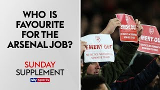 Who will get the Arsenal job? | Sunday Supplement | Full Show